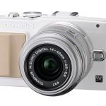 Olympus E-PL5 - White