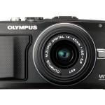 Olympus E-PL5 - Front - Black