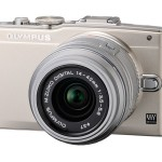 Olympus E-PL5 - Angle View Without Grip