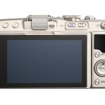 Olympus E-PL5 - Rear LCD Display