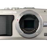 Olympus E-PL5 - Silver - No Lens