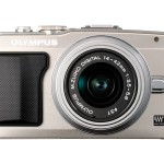 Olympus E-PL5 - Front - Silver