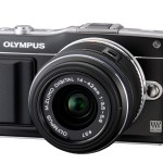 Olympus E-PM2 Mini Pen Camera - Black