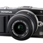 Olympus E-PM2 Mini Pen Camera - Black