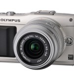 Olympus E-PM2 - Silver - With 14-42mm Kit Lens
