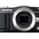 Olympus E-PM2 - Black - No Lens