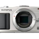 Olympus E-PM2 - Silver - No Lens