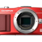 Olympus E-PM2 - Red - No Lens