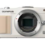 Olympus E-PM2 - White - No Lens