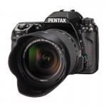 Pentax K-5 II DSLR With 18-135mm Lens