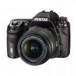 Pentax K-5 II DSLR With 18-55mm Lens