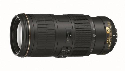 Nikon AF-S 70-200mm f/4G ED VR Telephoto Zoom Lens