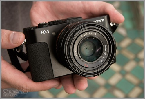 Sony's Ridiculous & Fantastic RX1 Full-Frame Compact Camera