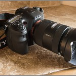 Sony Alpha SLT-A99 DSLR & Carl Zeiss 24-70mm f/2.8 Zoom Lens
