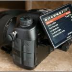 Sony Alpha A99 - Tilt-Swivel LCD Display