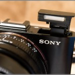 Sony RX1 - Pop-Up Flash