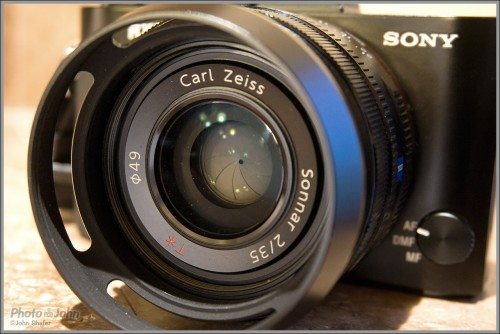 Sony RX1 - 35mm f/2.0 Carl Zeiss Lens