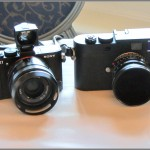 The Sony RX1 Full-Frame Compact Camera With A Leica M-Monochrom