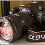 Sony Alpha A99 Full-Frame Digital SLR