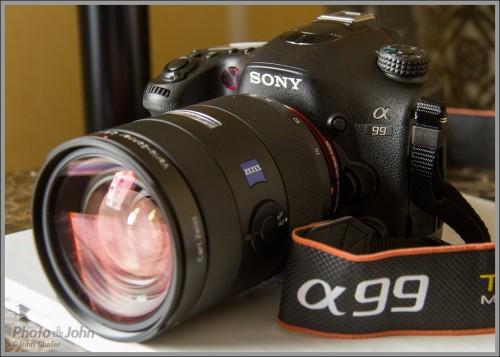 Sony Alpha A99 Full-Frame DSLR