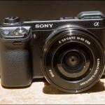 Sony NEX-6 Mirrorless Camera