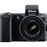 Nikon 1 V2 Compact System Camera - Front View
