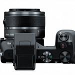 Nikon 1 V2 Compact System Camera - Top View