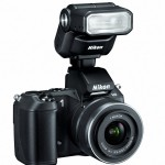 Nikon 1 V2 With New SB-N7 Speedlight