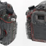 Panasonic Lumix GH3 - Weather Seals