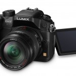 Panasonic Lumix GH3 With Articulated OLED Display
