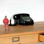 Miniature Figure From 3D Photo Booth