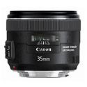 New Canon 35mm f/2 IS Lens – Now With Image Stabilization