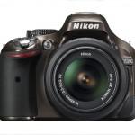 Nikon D5200 Digital SLR - Bronze