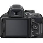 Nikon D5200 Digital SLR - Rear LCD Display