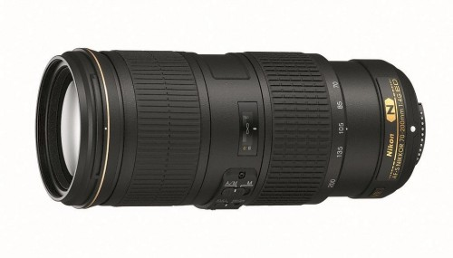 Nikon's Smaller, Lighter AF-S 70-200mm f/4G VR Zoom Lens