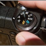 Sony NEX-6 - New Mode Dial & Exposure Control Dial