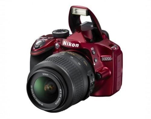 Nikon D3200 Digital SLR Featured User Review