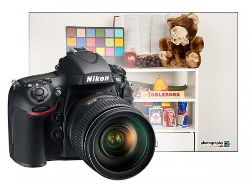 Nikon D800 Studio Sample Photos