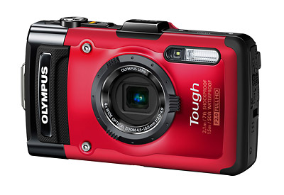 Olympus Tough TG-2 iHS Rugged Waterproof Camera