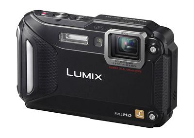 Panasonic Lumix TS5 Rugged Waterproof Camera