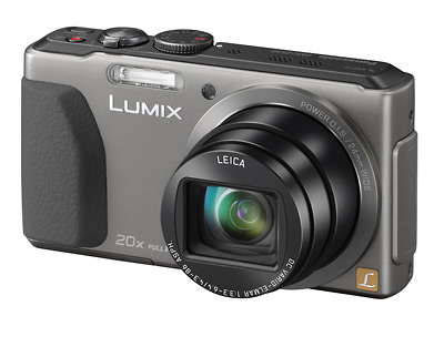 Panasonic Lumix ZS30 Pocket Superzoom Camera