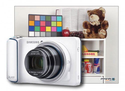 Samsung Galaxy Camera Studio Sample Photos