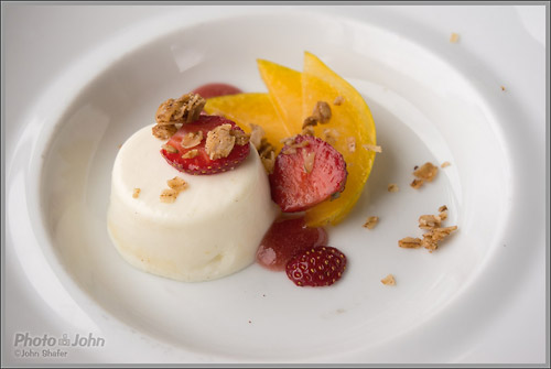 Sony Alpha NEX-6 - Dessert Photo