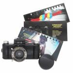Lomo Sprocket Rocket Camera With Manual