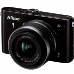 Nikon 1 J3 Mirrorless Camera - Black