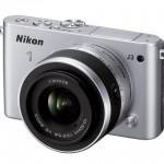 Nikon 1 J3 Mirrorless Camera - Silver