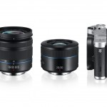 Samsung NX300 Mirrorless Camera - With Lenses