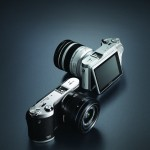 Samsung NX300 Mirrorless Camera - In White & Black