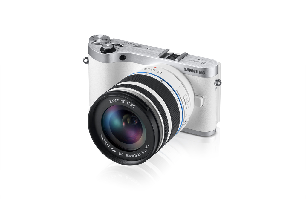 New Samsung NX300 Interchangeable Lens Mirrorless Camera