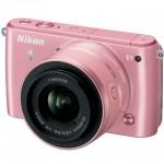 Nikon 1 S1 Mirrorless Camera - Pink
